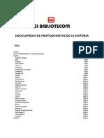 Enciclopedia Protagonistas de La Historia - Tomo I