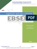 Aula 5 - Legislação Aplicada à EBSERH - Atualização Da Lei n 12.550-2011
