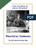 Practical Sadhana
