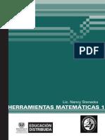 126623430 1 B Matematica I Herramientas Matematicas I ALGEBRA