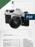 K1000 Instruction Manual