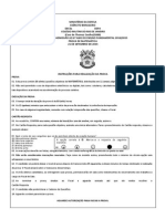 Prova Mat 2015 colégio militar RJ