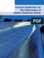 Duplex Stainless Steel 2d Edition