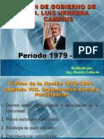 Plan de Gobierno de Luis Herrera y Jaime Lusinchi. Viernes Negro-phpapp01