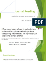Journal Reading BCAA