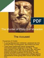 The Murder of Philip II of Macedon