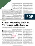Global Warming Alert