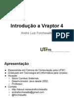 Introducao a Vraptor 4 Pos Java Utfpr