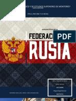 Analisis Etico de la Federacion de Rusia