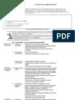 La metodología para la realización de una Auditoría Fiscal