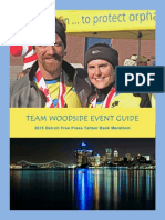 Team Woodside Event Guide