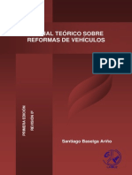 Manual Reformas Vehiculos Indice