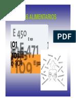 aditivos alimentarios  PRESENTACION.pdf