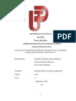 Analisis de Los Metodos de Perforacion