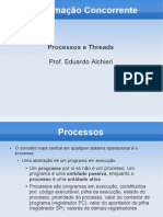 Processos e Threads