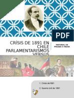 Crisis Política de 1891