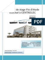Agouzoul Rapport Centrelec
