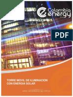 Brochure Torre Movil de Iluminacion 2015