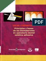Principios de Los Biomateriales Odontologicos