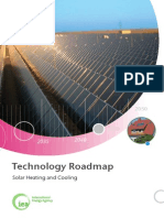 Energía termico Solar 2012 IEA