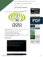 Gestionar en MikroTik El Ancho de Banda Con DaloRADIUS _ PiPo e2H - Soluciones TIC Avanzadas