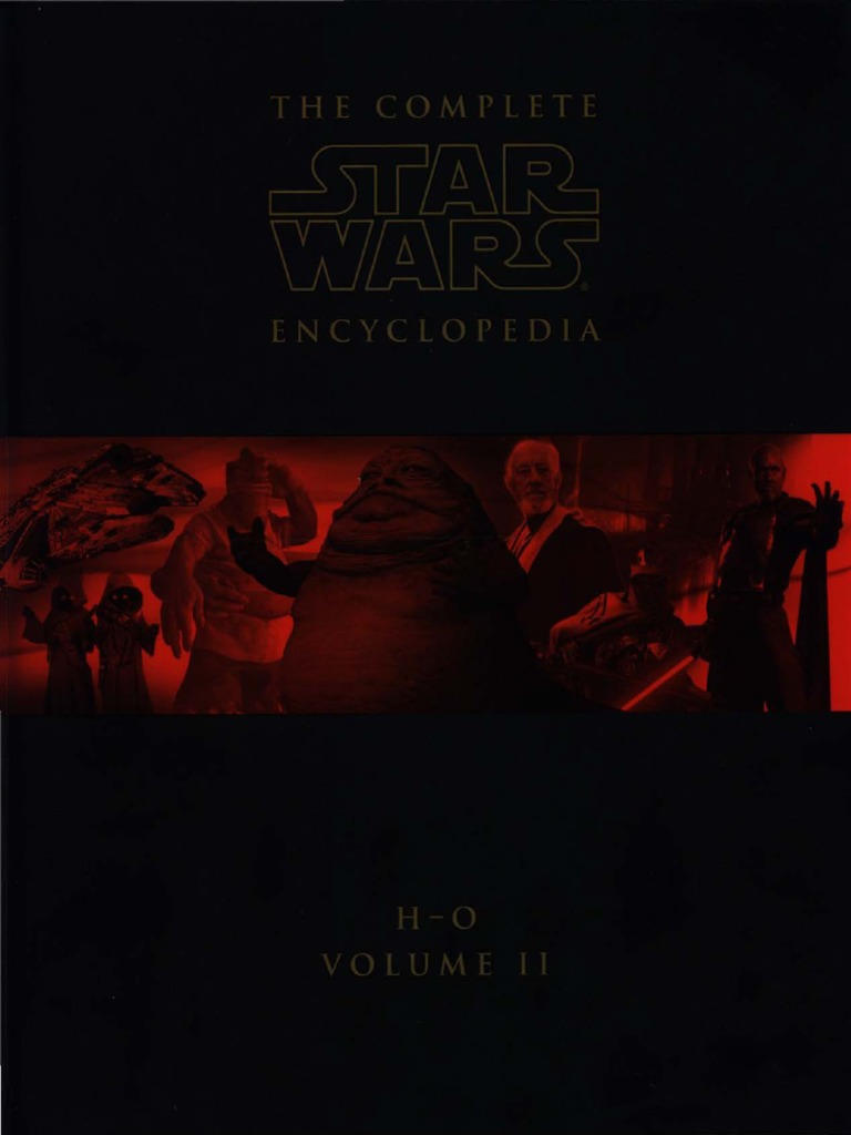 Star Stephen The Encyclop JSansweet2 Complete Wars 4Rj5AL