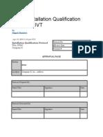 HVAC Qualification