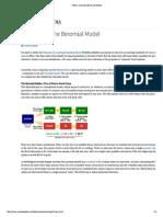 ESOs_ Using the Binomial Model