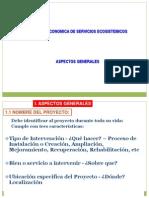 01. Aspectos Generales - Proyectos Ambientales