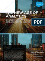 The New Age of Analytics
