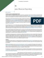 Accounting Basics_ Financial Reporting