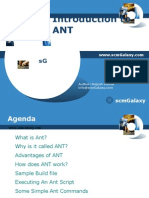 Introduction to ANT1