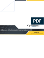 Cyberoam Wireless LAN Implementation Guide