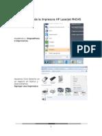 Instalación de La Impresora & Scanner HP LaserJet M4345