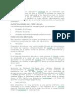 PERIFÉRICOS DE LA COMPUTADORA