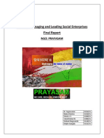 Project Report Praysamm
