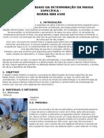 relatorio mecanica dos solos
