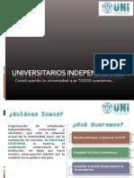 Presentación 2.3 UNI