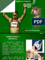 APLICACIONES SOMATOTIPO DEPORTE