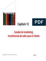 Marketing Cap 12 Kotler