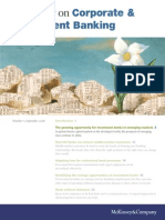 The Growing Opportunity for Investment Banks in Emerging Markets