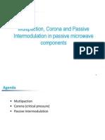 Passive Intermodulation
