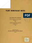 Plant Nematode Print