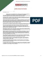 19 - 09 - 15 Confían Empresarios en Política Laboral de Claudia Pavlovich