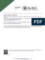 Ontología Espacial y Explicación
