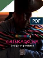 Chinkaqkuna