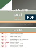 Microsoft Word 2010.1