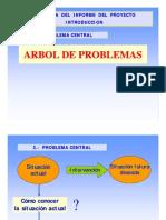 2.2-Arbol de Problemas Proyectos