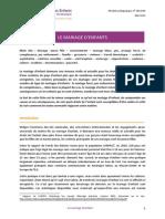 Fiche 2013-04 Mariage d Enfants
