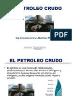 El Petroleo Crudo- Ing. Celestino Arenas
